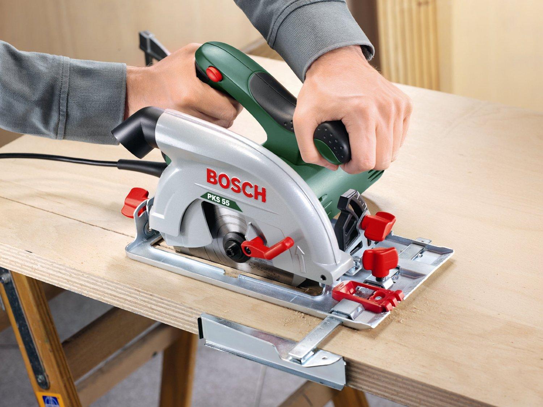 sierra Bosch PKS 55 A