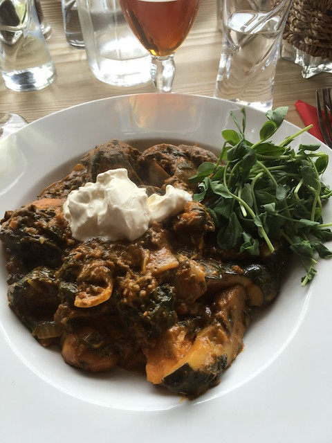 African stew, Giant's Rest pub