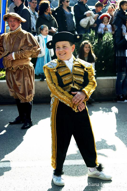 Участник карнавала