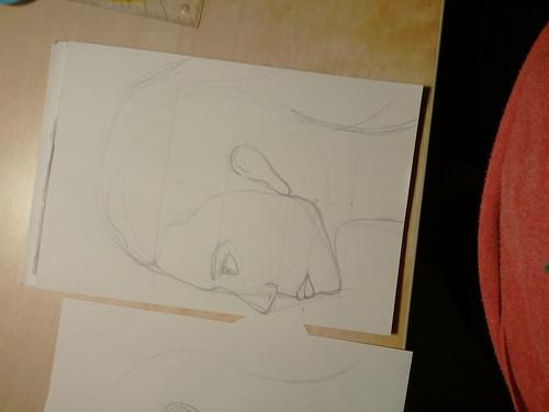 Profil-Portrait