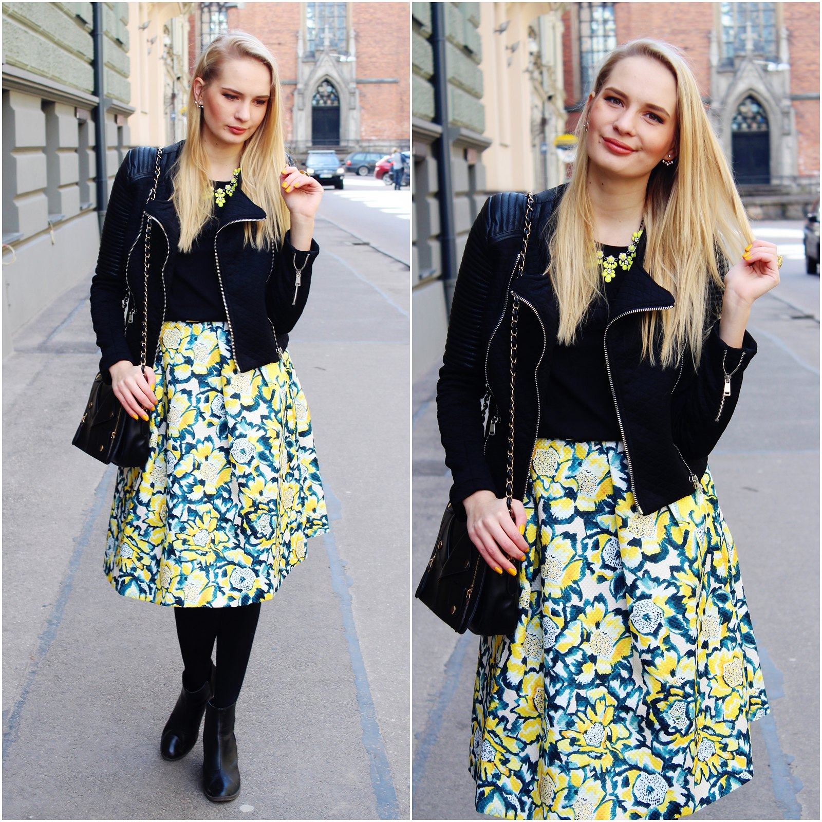 Riga fashion week outfit