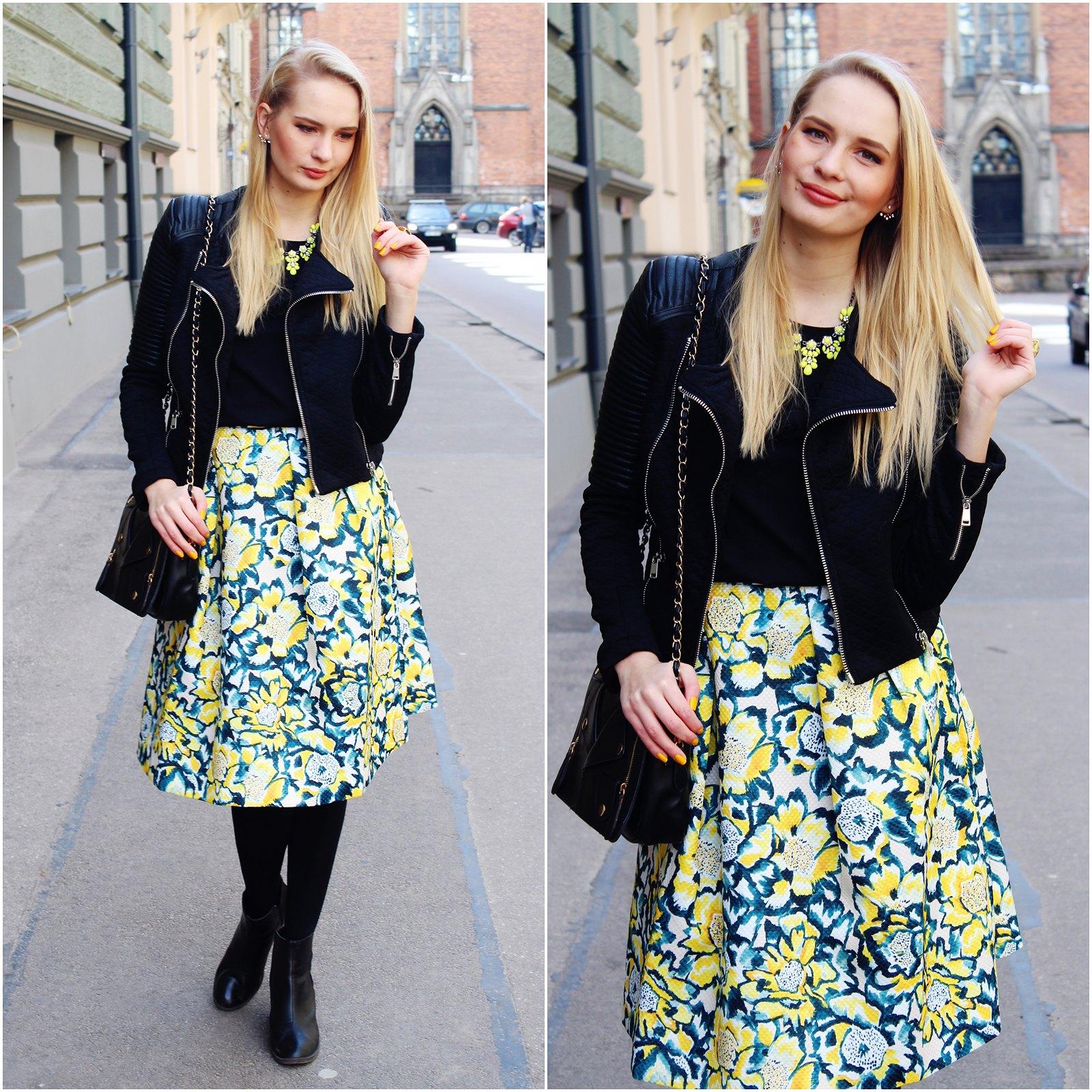 Riga fashion week outfit