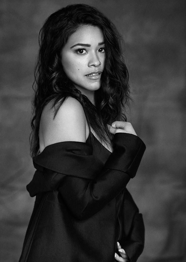 Джина Родригез — Фотосессия для «Yahoo Style» 2016 – 7