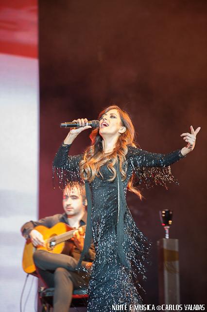 Ana Moura - MEO Arena '16