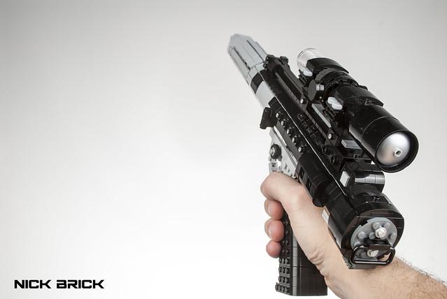 Star Wars DH-17 Blaster Pistol