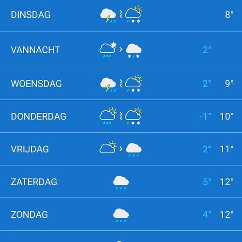 Ik ben dan wel een herfstkindje. Maar dit gaat er toch over. ️ En besides, #indenhof bevriezen mijn patatten! ⛄#herfstweer #aprilsegrillen #belgianspring #kmi