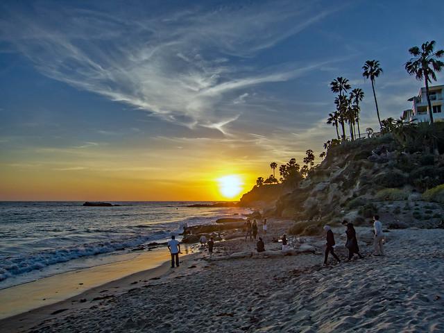 Laguna sunset...