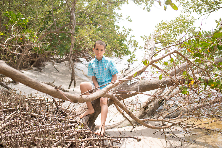 boy-in-mangroves-punta-gorda-florida 02-750