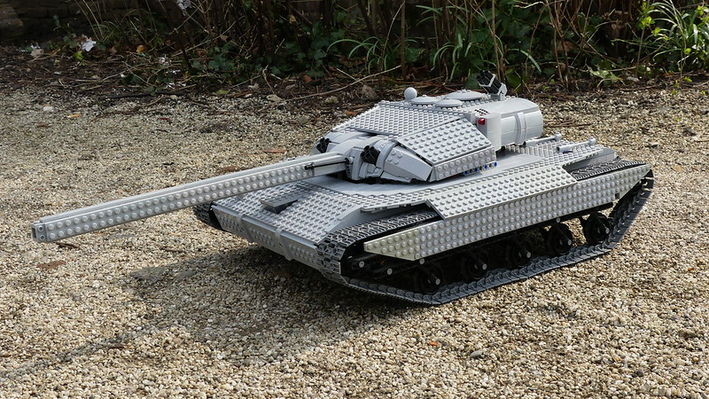 LEGO Tank Warfare - LEGO Technic, Mindstorms & Model Team ...
