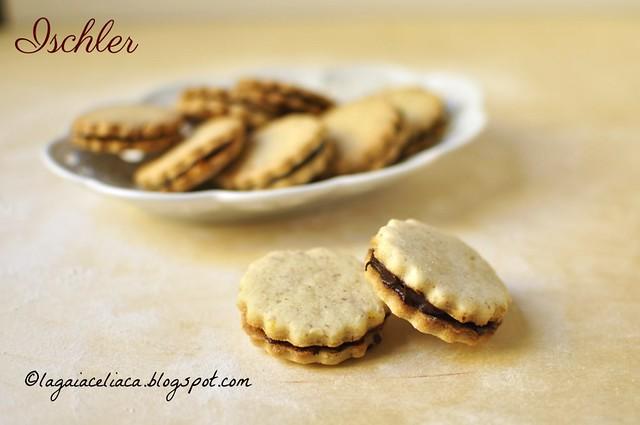 Gluten free Ischler