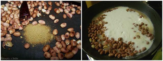 Kuracie v kokosovo-arašídovej omáčke