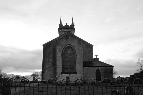 St Marys, Church of Ireland, Crossmolina Co Mayo Dec15 3