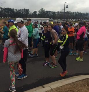 Resolution Run Half Marathon 2016