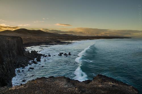 Fuerteventura, a new day in Cotillo