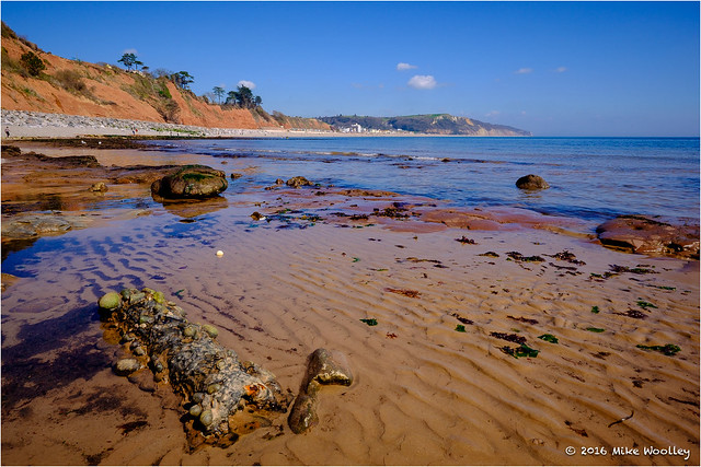 Low Tide At Seaton Hole