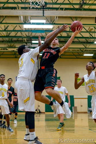 Shelton vs. Hamden High - High School Basketball