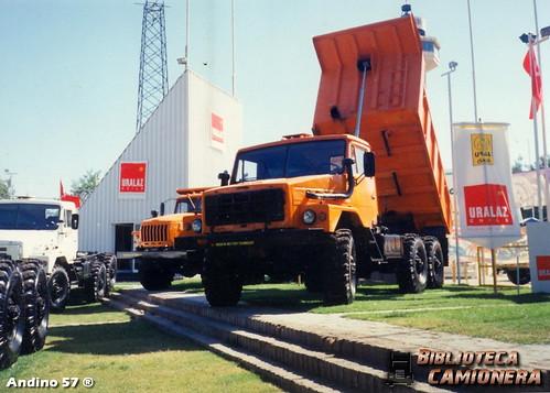 Ural 43223 / Unidad de Exposición FISA 1995