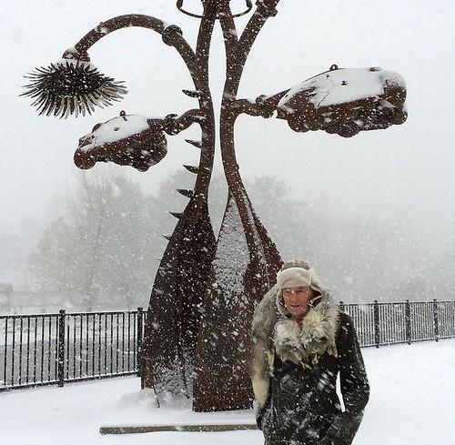 Reno in Winter