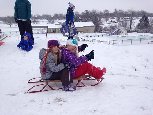 Snowie days