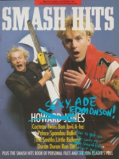 Smash Hits, October 22, 1986