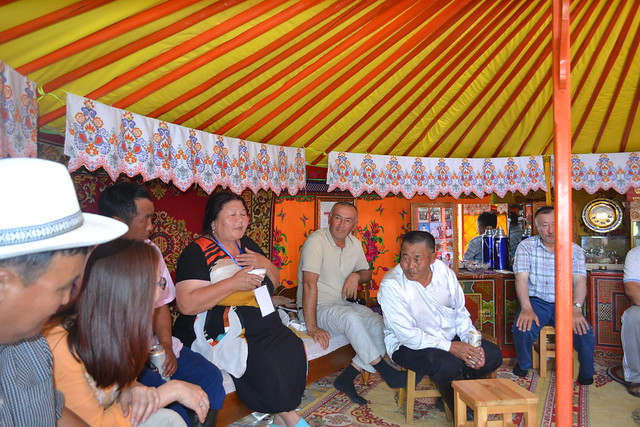 Central Asian pastoralist gathering of the Pastoralist Knowledge Hub