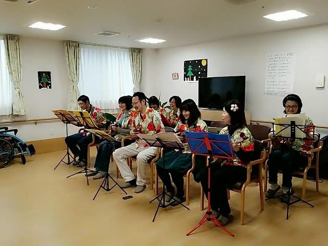 【ボランティア演奏会】ホームケアー大日2016.1.23_7
