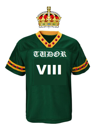 Henry VIII and the NFL