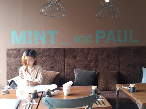 Mint and Paul