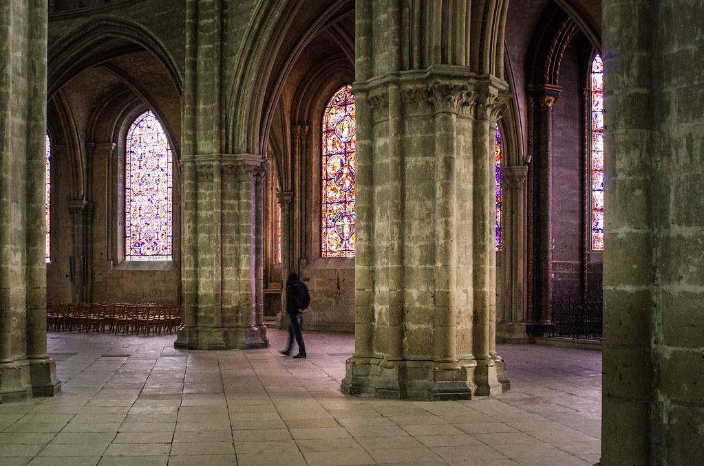 Carnet de voyage en Sologne - La cathédrale de Bourges