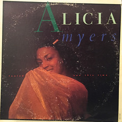 ALICIA MYERS:I FOOLED YOU THIS TIME(JACKET A)