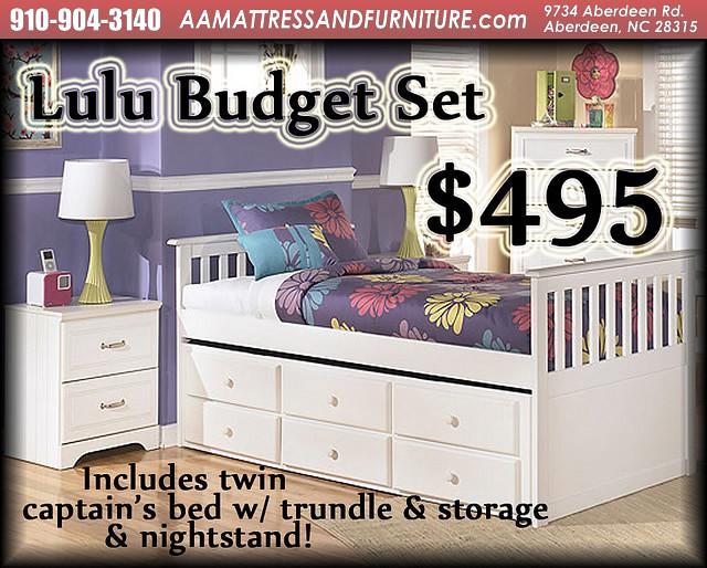 Lulu Budget Set WM