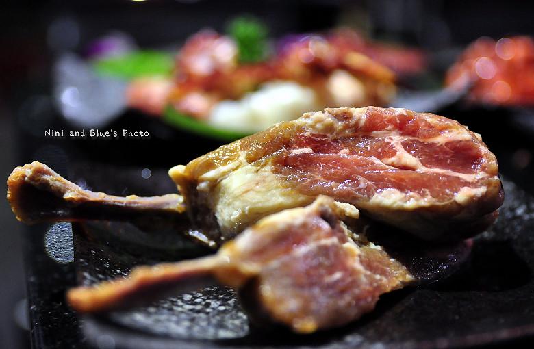 台中潼帝王蟹吃到飽頂級燒烤37副