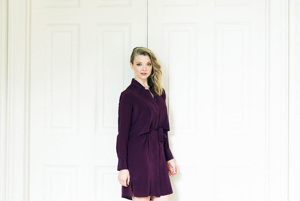 Натали Дормер — Фотосессия для «Telegraph» 2015 – 5