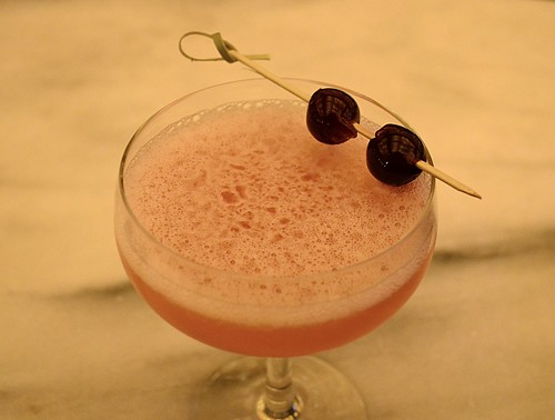 Kentucky Redbird Cocktail