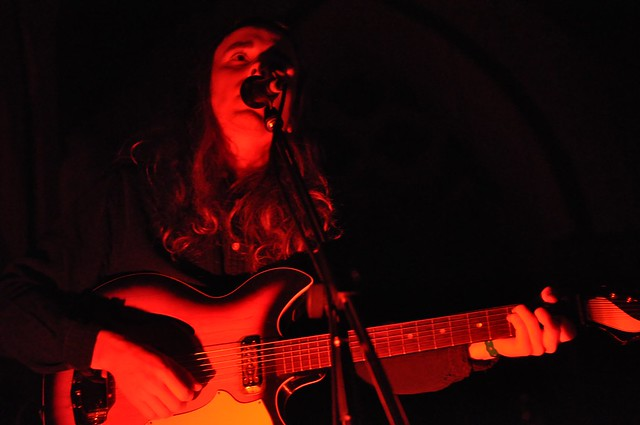 Andy Shauf at St. Alban's