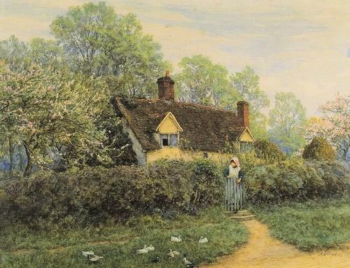 ピナーの田舎家