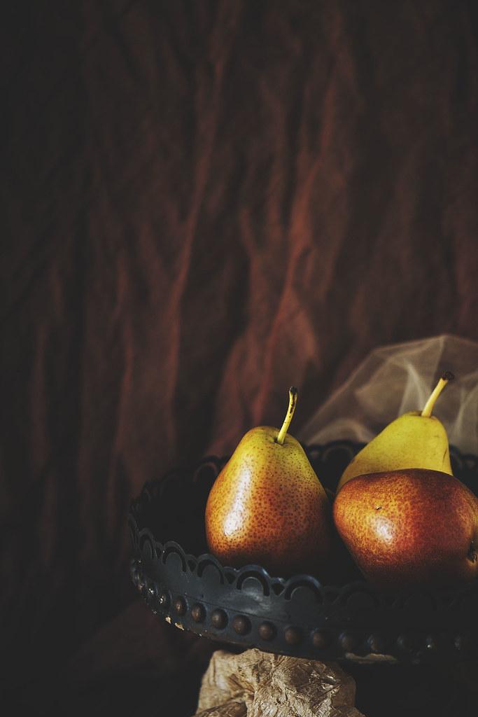 Pears | KitaRobertsPhotography.com