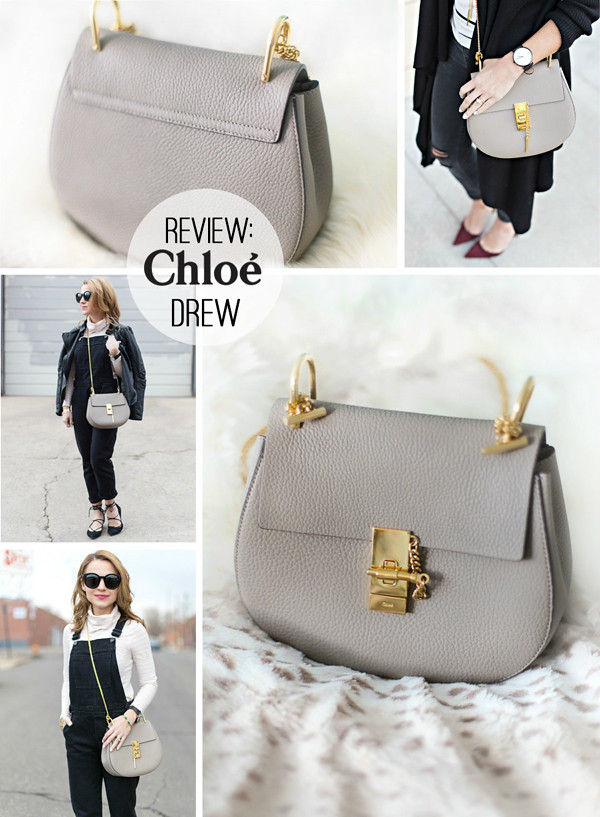 cloe bags - Hello, Framboise!: Review: Chloe Drew Bag