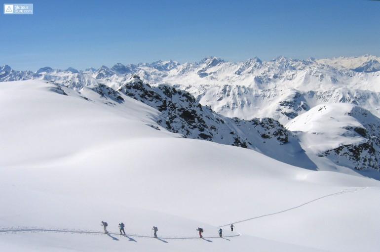 Pojetí a typy lyžařských túr