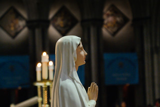 Solemn Mass in honour of Our Lady of Lourdes and Anointing of the Sick - 6th February 2016