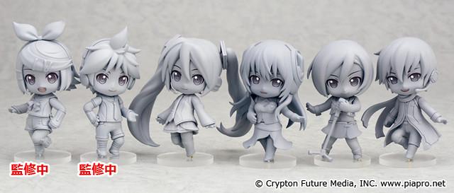 Nendoroid Petite Hatsune Miku Renewal (VOCALOID)