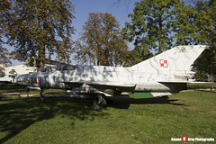 9349 - 516999349 - Polish Air Force - Mikoyan-Gurevich MiG-21UM - Polish Aviation Musuem - Krakow, Poland - 151010 - Steven Gray - IMG_9654