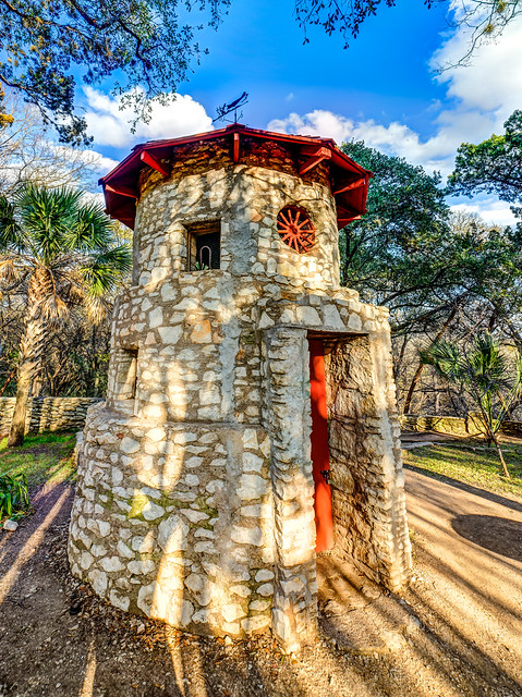 Mayfield Park Scenes - Austin, TX
