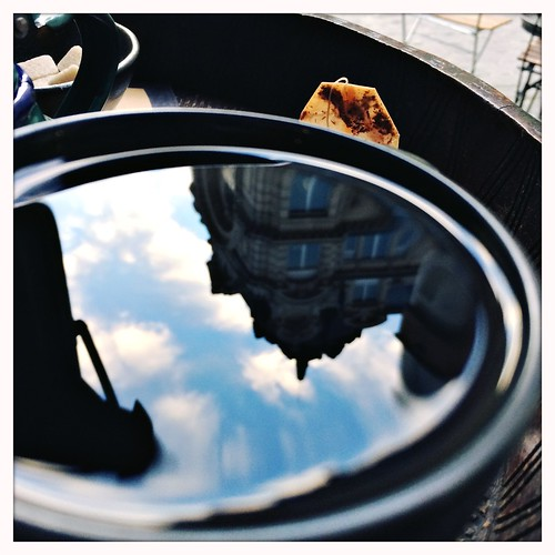 Bruxelles dans une tasse de thé