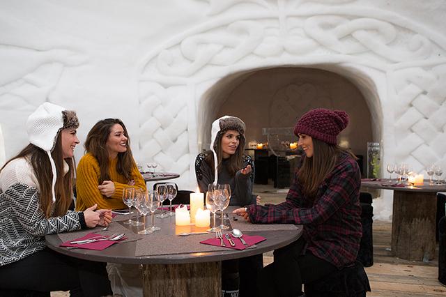 Hotel iglu Grandvalira experience Coohuco
