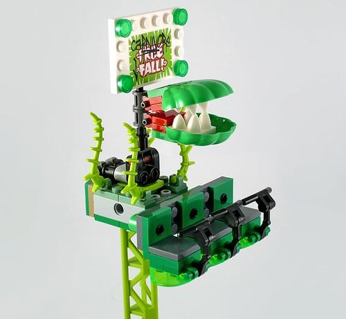 LEGO DC Superheroes 76035 Jokerland 31