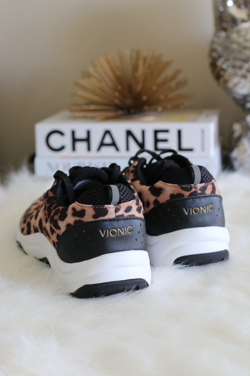 vionic animal print shoes official