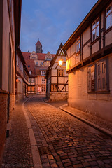 Woke up this morning in another century, Quedlinburg, Germany