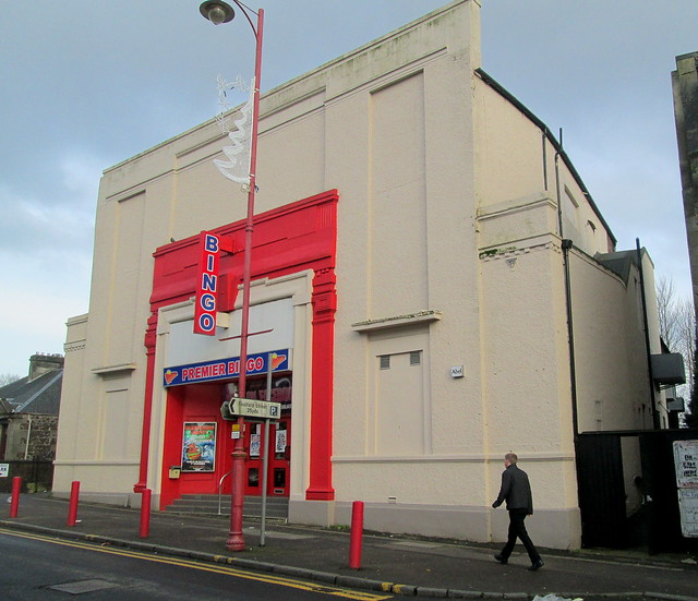 Former Cinema Cowdenbeath, Other Side