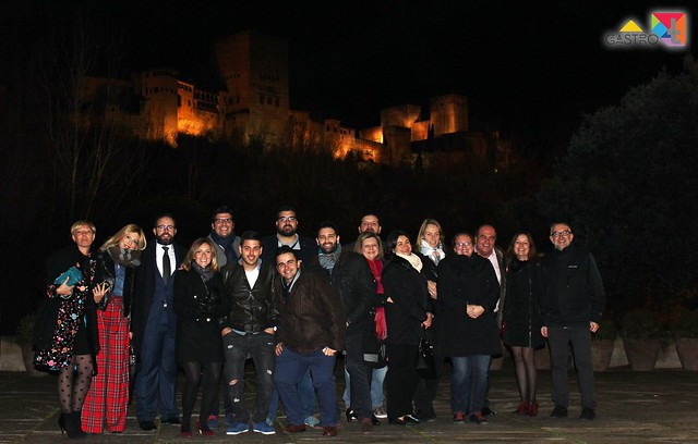 Presentacion Academia Gastronomia Granada 1